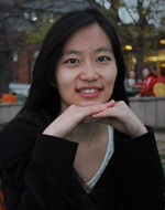 Jingzhe (Kelly) Wang - WBA Foundation Scholarship